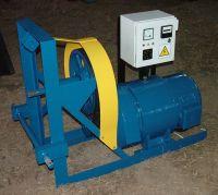 Agregat prądotwórczy napędzany wałkiem ciągnika rolniczego